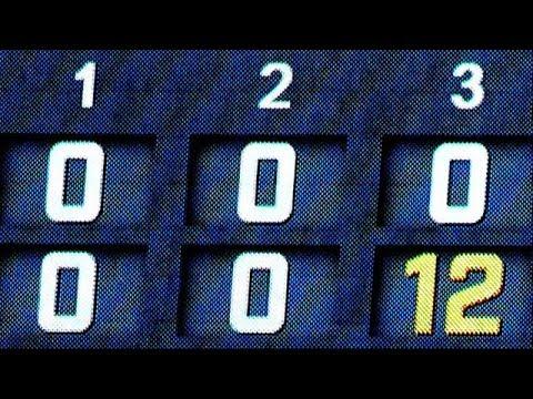 MLB: 12+ Run Innings