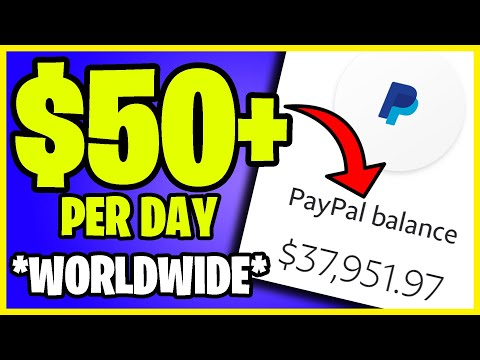 How To Make Money Online FAST! (Earn PayPal Money) *NEW 2020*