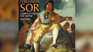 Sor: Complete Studies for Guitar (Full Album)