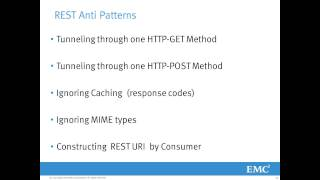 Demystifying REST Architecture _ Design in SOA Context
