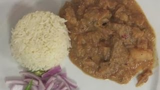 How To Make  Your Own Lamb Korma