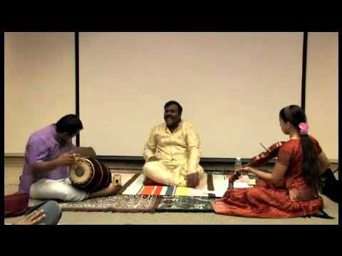Minnesota Indian Classical Musicians Club (MICMC) Concert.mp4