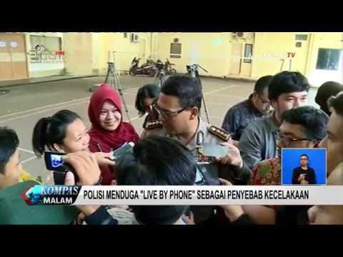 Ini Dugaan Polisi soal Penyebab Kecelakaan Novanto