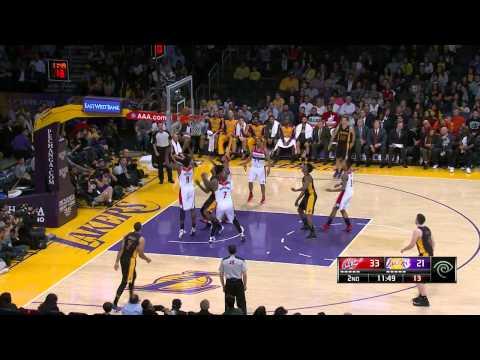 Steve Nash Returns for the Lakers!