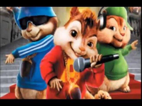 """Alvin y las ardillas """"Mega Francesita"""" DJ Akize"""