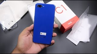 Realme C1 Unboxing, Camera, Features, Quick Review | A game Changer ?