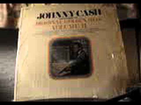 Johnny Cash Sun Records L.P. I JUST THOUGHT YOU'D LIKE TO KNOW