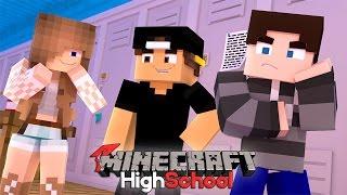 Suspicious Behavior | Minecraft Highschool [S9: Ep.9 Minecraft Roleplay Adventure]