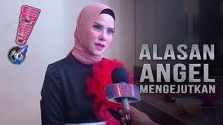 Datang ke Silet Awards Pakai Pengawal, Alasan Angel Lelga Mengejutkan - Cumicam 15 November 2018