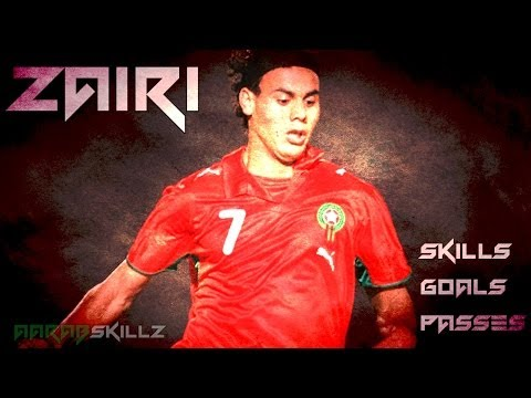 Jaouad Zairi - The Juggler - Skills, Goals, Passes