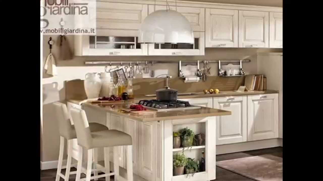 Cucine classiche Lube - YouTube