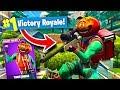 🔴 TOP PS4 SOLO PLAYER ~ 1124 SOLO WINS 🏆 ~ LEVEL 100 ~ BEST CONSOLE BUILDER 💯