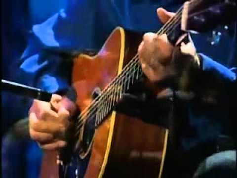 Robert Plant & Jimmy Page - The Rain Song (Acoustic Live)
