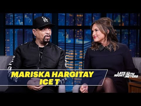 Mariska Hargitay and Ice T Reflect on 20 Years of Working Together on Law & Order: SVU