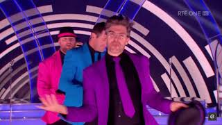 DWTS Ireland 2019 Week 2 , the boys and their Pros - Mambo no 5
