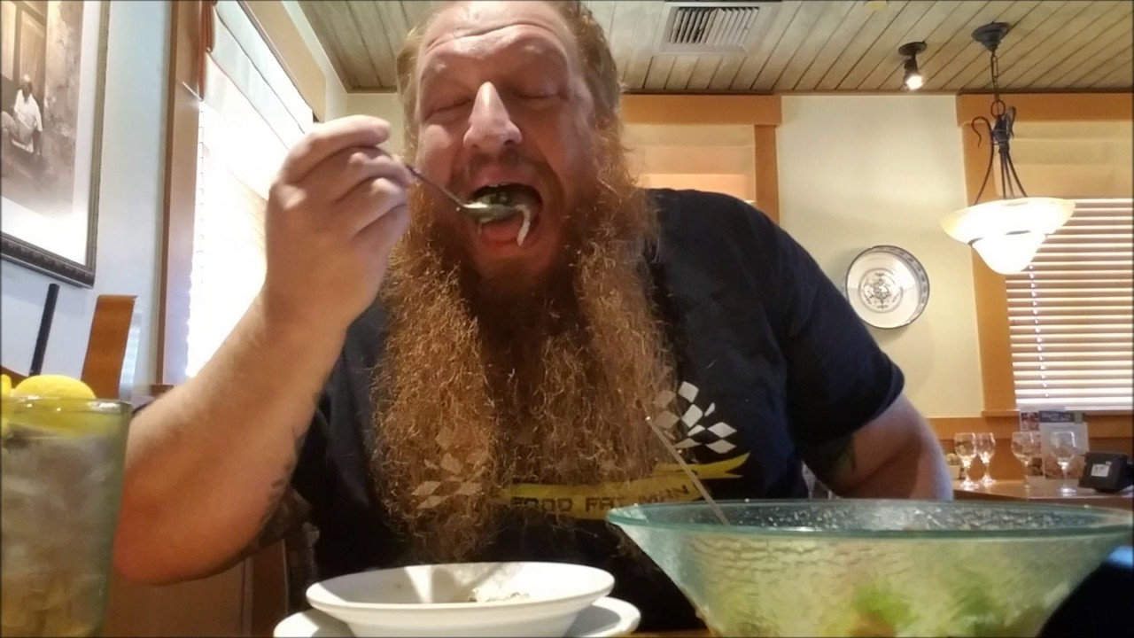White Trash Guide To Buffets Across America ep. 42 - Olive Garden ...