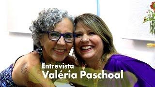 Conceição Trucom entrevista Valéria Paschoal