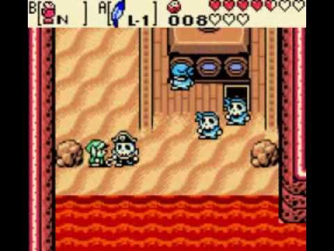 Let's Play Legend Of Zelda: Oracle Of Seasons, Part 25