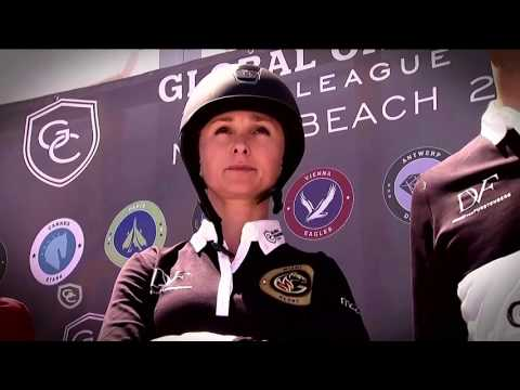 A League of its Own: Catching up with Georgina Bloomberg of Miami Glory