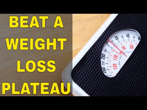 The 6 Best Ways To Break A Weight Loss Plateau