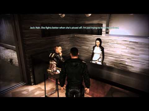 Mass Effect 3 Citadel DLC   PC   Insanity   Walkthrough #09 -The Energetic Party! (All Dialogues)