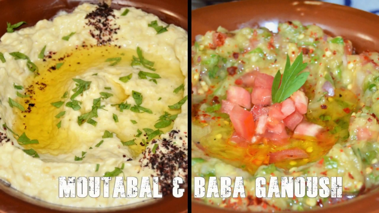 how to make traditional baba ghanouj