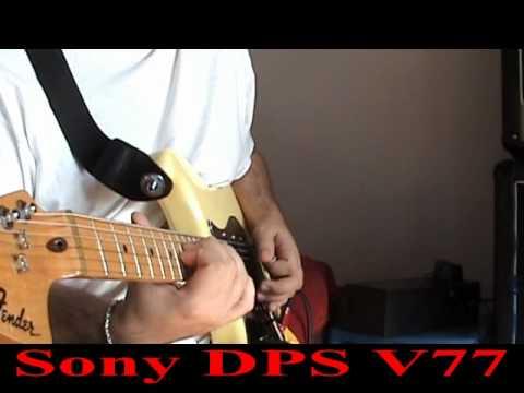 Sony DPS V77 Part 1