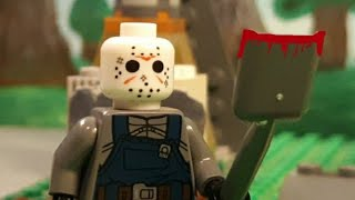 Lego Friday The 13th Chapter 3 The Rise of Jason Voorhees (Ft Gold Puffin)