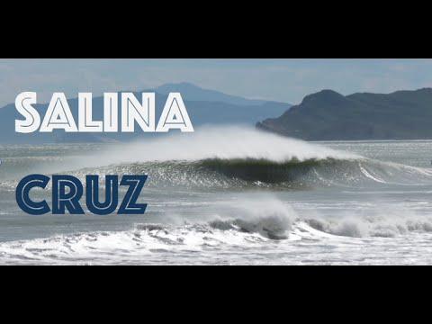 Surf Salina Cruz  - Mexico - No Crowd - Best Waves Ever