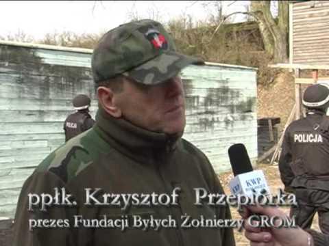 Bydgoszcz. Byli żołnierze GROM-u szkolili policjantów