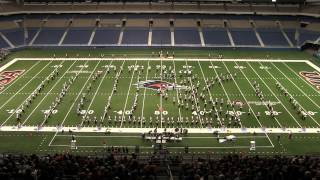 Gambar cover San Angelo Central High School Band - 2014 UIL 6A State Marching Contest