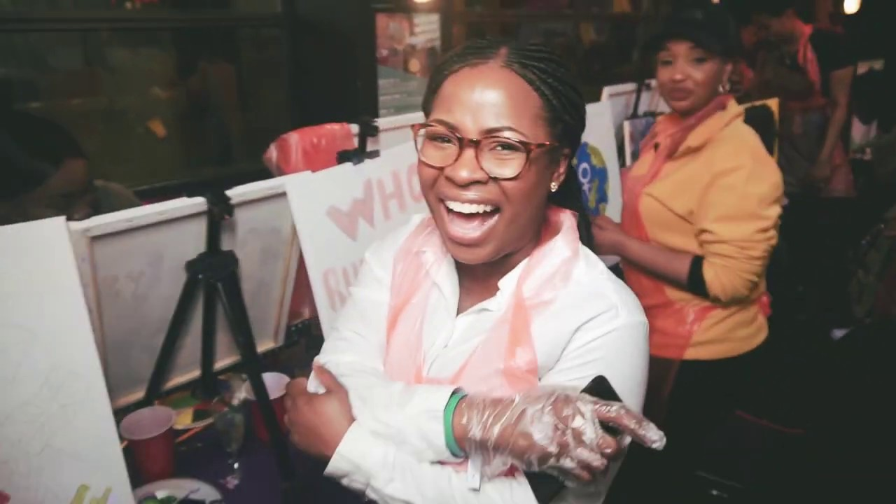 Sip 'N Stroke | Sip and Paint Party