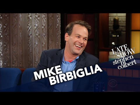 Mike Birbiglia Is Only 'Olive Garden' Italian