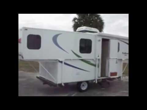 Folding Camper, 2013 Trail Manor 2417, Florida, Port Charlotte, Fort Myers, Sarasota