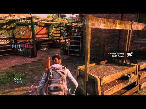 The Last of Us™ overkill vr, bomba i 9mm