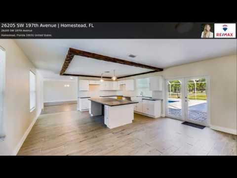 26205 SW 197th Avenue | Homestead, FL