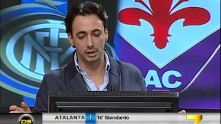 Diretta Stadio 7Gold (INTER FIORENTINA 0-1) Inter un passo indietro - decide un gol di Salah
