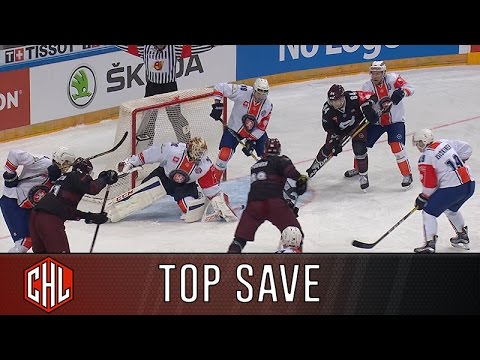Eriksson with some fine goalkeeping | Top Save