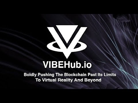 VibeHub (VIBES) ICO | Worlds First Virtual Reality Crypto Currency!!! |