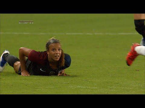(2) USWNT vs Costa Rica 7.22.2016