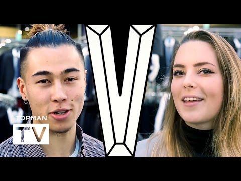 Chat Up Lines | Boys V Girls | Topman V | Ep #6