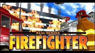 Real Heroes Firefighter - Gameplay PC HD