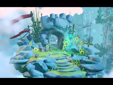 Skylanders: Imaginators - Lost Imaginite Mines Playthrough