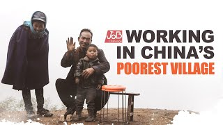 Working in China's poorest village