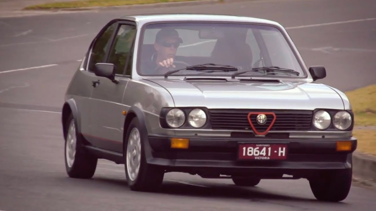 Alfasud - Shannons Club TV - Episode 96