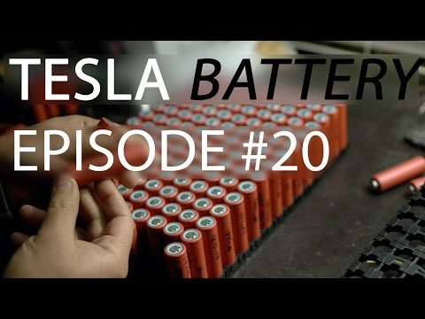 Making a DIY Tesla Battery – eSamba DIY EV conversion