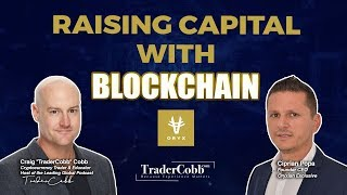 Raising Capital With Blockchain - Ciprian Popa Interview (2018)