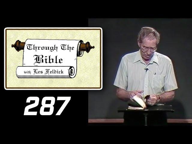 [ 287 ] Les Feldick [ Book 24 - Lesson 3 - Part 3 ] Romans 9:25-10:21 |a