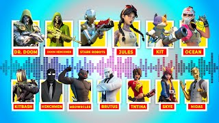 *UPDATED* ALL Boss and Character Voicelines in Fortnite (Season 12 -14)