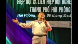 NGHE EM HÁT Ở TRƯỜNG SA - Duy Phường (ST: Xuân Đồng)